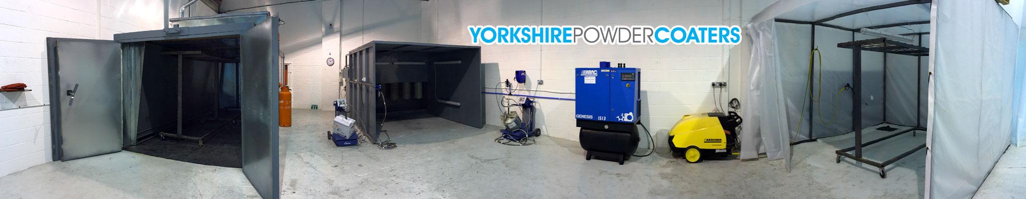 Metal Coating, Powder Coating Services Leeds, Yorkshire