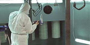 Powder Coating in Leeds West Yorkshire Bradford